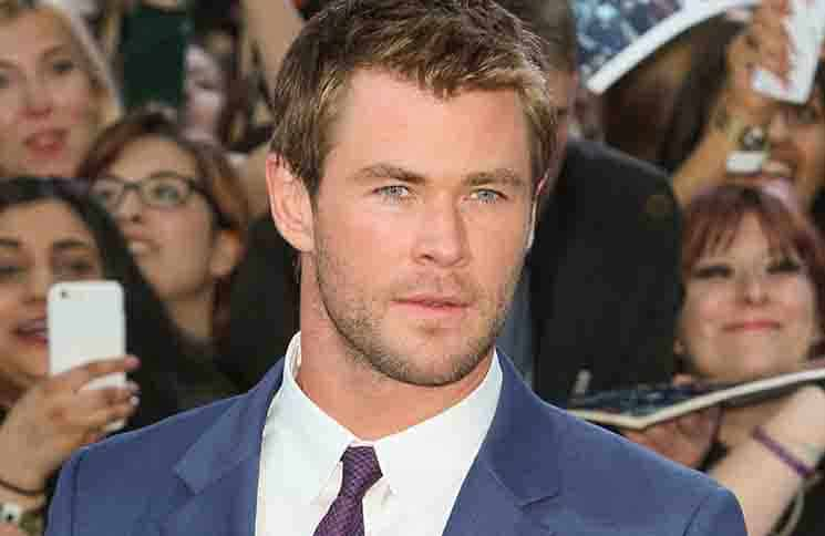 "Chris Hemsworth - ""Avengers: Age of Ultron"" European Premiere"