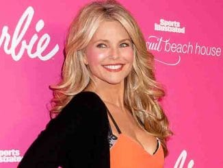 Christie Brinkley - Barbie Celebrates 50th Anniversary of Sports Illustrated Swimsuit