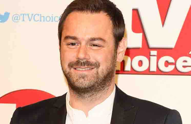Danny Dyer - TV Choice Awards 2015