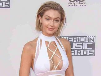 Gigi Hadid - 2015 American Music Awards