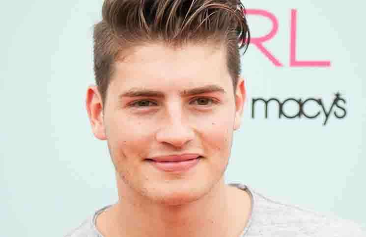 Gregg Sulkin - Children Mending Hearts 7th Annual Fundraiser Presented by Material Girl and Michael Stars