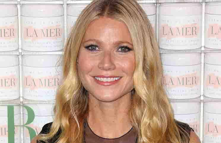 Gwyneth Paltrow - La Mer Celebrates 50 Years of An Icon
