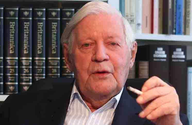 Helmut Schmidt ist tot - Promi Klatsch und Tratsch