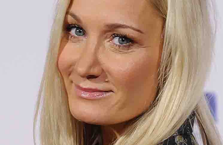 Janine Kunze - 17. RTL-Spendenmarathon