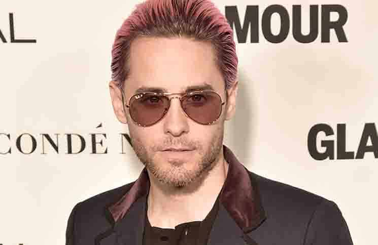 Jared Leto - Glamour's 25th Anniversary Women Of The Year Awards
