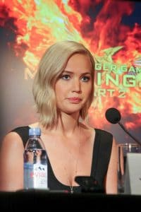 "Jennifer Lawrence - ""The Hunger Games: Mockingjay - Part 2"" Los Angeles Press Conference"