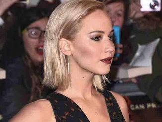 "Jennifer Lawrence - ""The Hunger Games: Mockingjay - Part 2"" UK Premiere - Arrivals - Odeon Leicester Square"