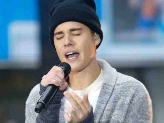 "Justin Bieber in Concert on NBC's ""The Today Show"" at Rockefeller Plaza in New York City - November 18, 2015"