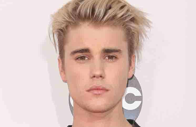 Justin Bieber - 2015 American Music Awards