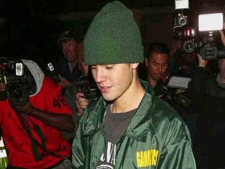 Justin Bieber - Celebrity Sightings at The Nice Guy in Los Angeles on November 2, 2015