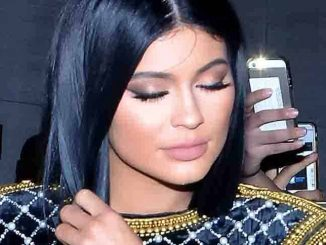 Kylie Jenner - Balmain X H&M Collection Launch Party