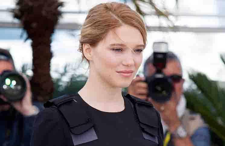 Lea Seydoux - 68th Annual Cannes Film Festival