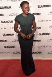 Lupita Nyong'o - Glamour's 25th Anniversary Women Of The Year Awards