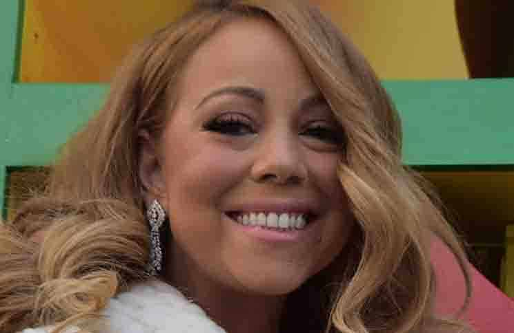 Mariah Carey - 89th Annual Macy's Thanksgiving Day Parade