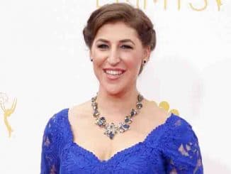 Mayim Bialik - 66th Annual Primetime Emmy Awards