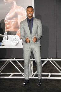 "Michael B. Jordan - ""Creed"" Los Angeles Premiere"