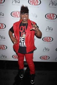 Missy Elliott Hosts The Evening at Haze Nightclub in Las Vegas on May 16, 2013
