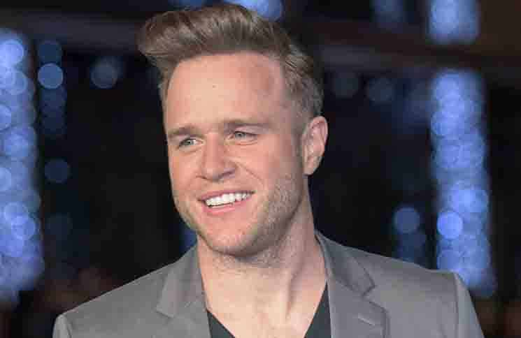 """Olly Murs - """"Ed Sheeran Jumpers for Goalposts"""" World Premiere"""