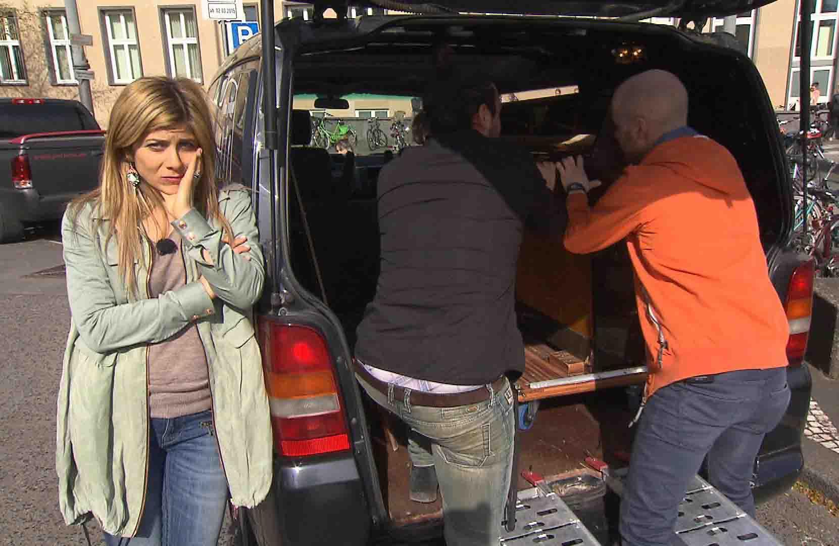 Panagiota Petridou: Kann sie Konzertpianist Constantin helfen? - TV News