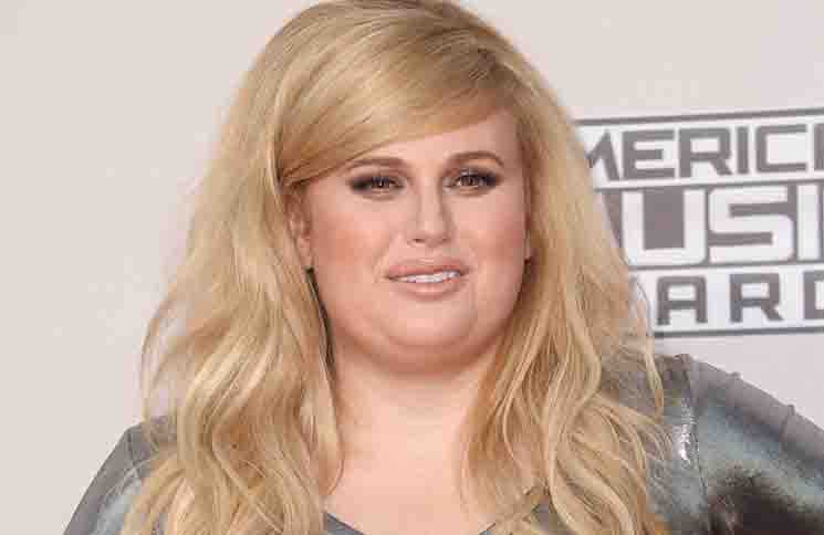 Rebel Wilson - 2015 American Music Awards