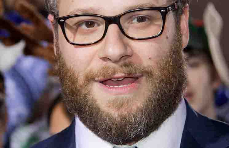 "Seth Rogen - ""The Night Before"" Los Angeles Premiere"