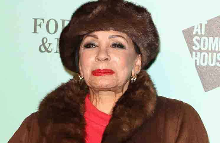 Shirley Bassey - Skate at Somerset House VIP Launch