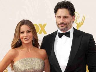 Joe Manganiello and Sofia Vergara - 67th Annual Primetime Emmy Awards