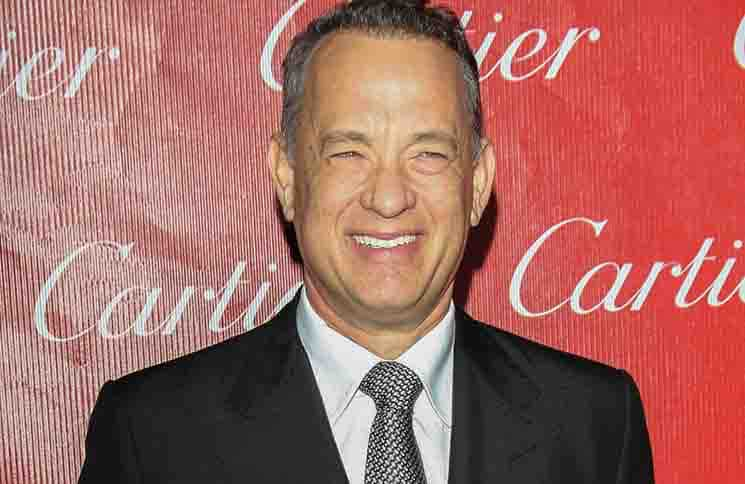 Tom Hanks - 25th Annual Palm Springs International Film Festival
