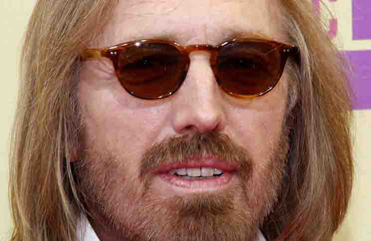 Tom Petty - 2012 MTV Video Music Awards