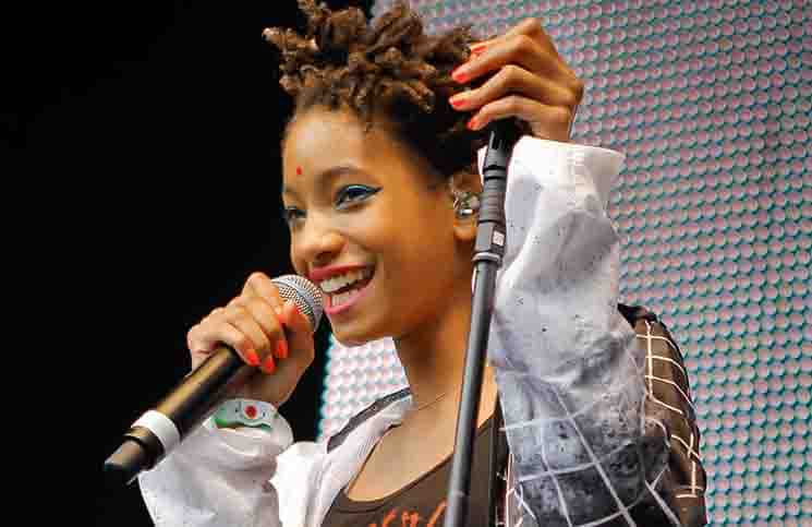 Willow Smith - New Look Wireless Festival 2015