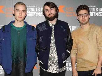 Years & Years - 2015 Kiss FM's Haunted House Party