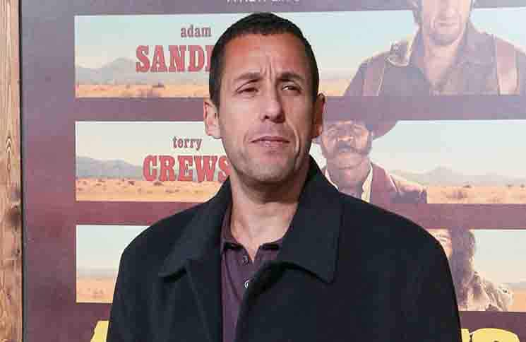 "Adam Sandler - ""The Ridiculous 6"" Los Angeles Premiere"