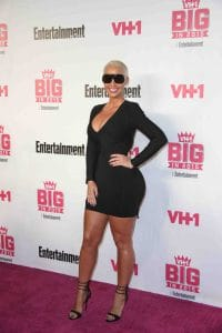 Amber Rose - VH1 Big in 2015 with Entertainment Weekly Awards