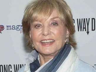 "Barbara Walters - ""A Long Way Down"" New York City Premiere"