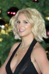 Britney Spears - The Linq 2015 Christmas Tree Lighting Ceremony Hosted by Britney Spears