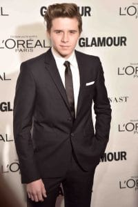 Brooklyn Beckham - Glamour's 25th Anniversary Women Of The Year Awards