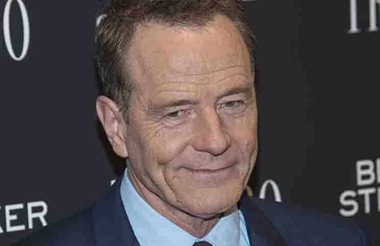 "Bryan Cranston - ""Trumbo"" New York City Premiere"