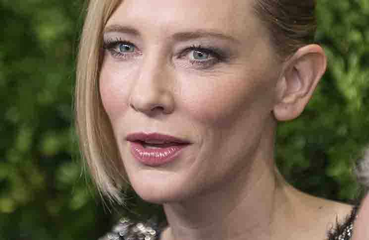 Cate Blanchett - 8th Annual Museum of Modern Art Film Benefit Honoring Cate Blanchett