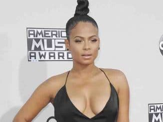 Christina Milian - 2015 American Music Awards