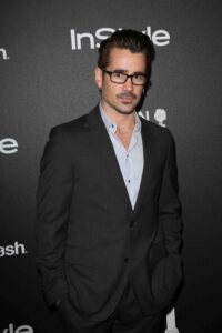 Colin Farrell - The Hollywood Foreign Press Association and InStyle Miss Golden Globe 2014 Party
