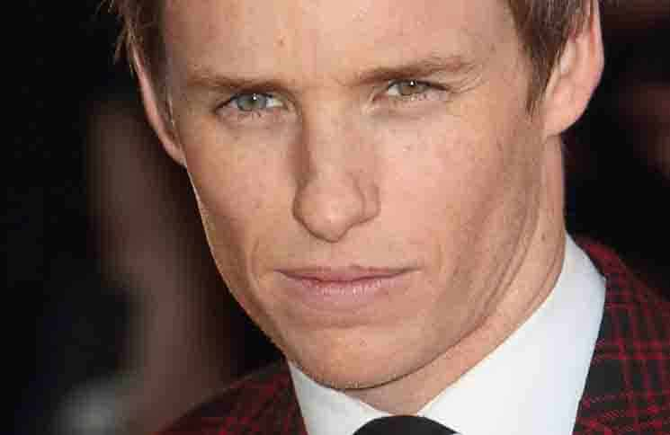 "Eddie Redmayne - ""The Danish Girl"" UK Premiere"