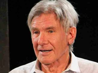 "Harrison Ford - ""Star Wars: The Force Awakens"" Los Angeles Press Conference"
