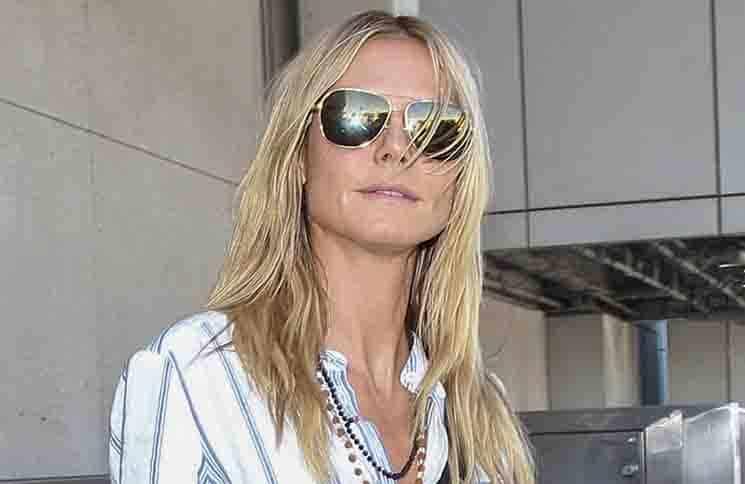 Heidi Klum mag Familienleben - Promi Klatsch und Tratsch