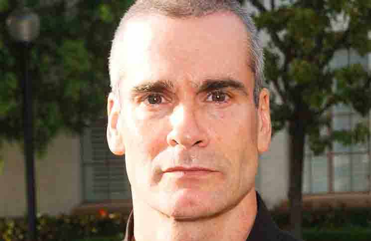 "Henry Rollins - FX's ""Sons Of Anarchy"" Season 2 Premiere Screening"