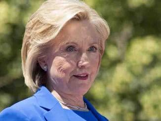 Hillary Clinton Official Presidential Campaign Launch at Four Freedoms Park on June 13, 2015