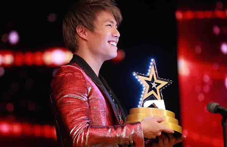 Jay Oh - Das Supertalent 2015