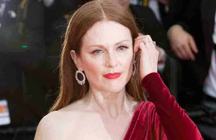 Julianne Moore - 68th Annual Cannes Film Festival