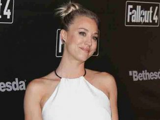 "Kaley Cuoco - ""Fallout 4"" Video Game Launch Party"