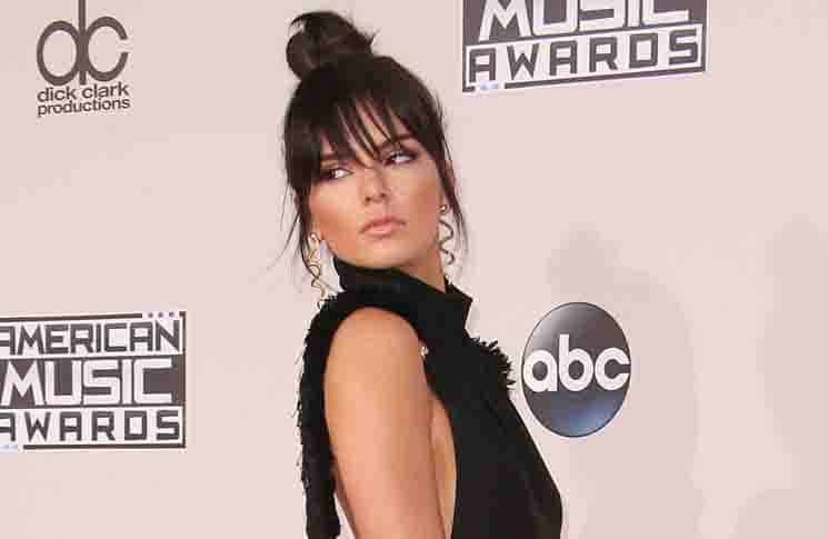 Kendall Jenner - 2015 American Music Awards - Arrivals