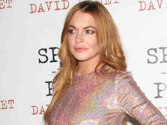 """Lindsay Lohan - """"Speed the Plow"""" UK Press Night Afterparty"""